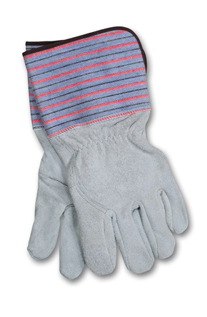 770213 Unlined Weld Gloves