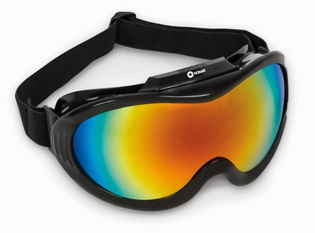 770819 Shade 5 Mirrored Goggles
