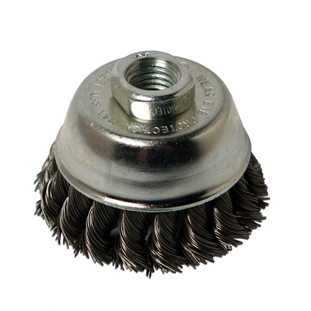 770380 Knotted Cup Brush